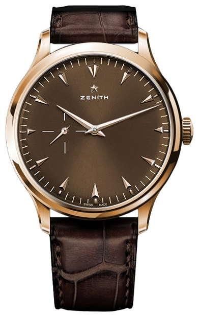 Wrist watch ZENITH 18.2011.681/75.c498 for Men - picture, photo, image