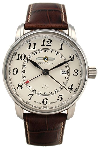 Wrist watch Zeppelin 76425 for Men - picture, photo, image
