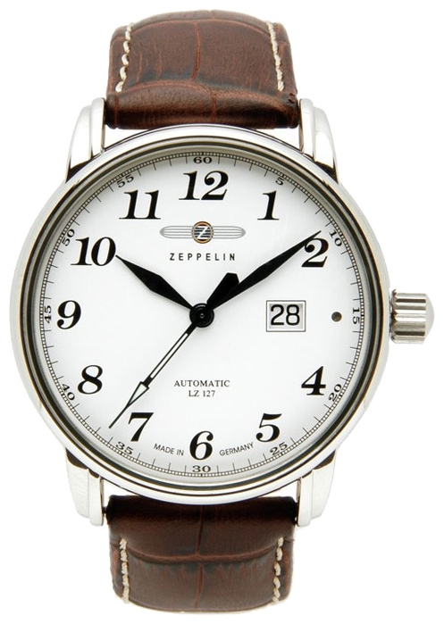 Wrist watch Zeppelin 76521 for Men - picture, photo, image
