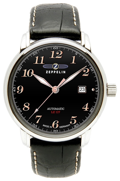 Wrist watch Zeppelin 76562 for Men - picture, photo, image