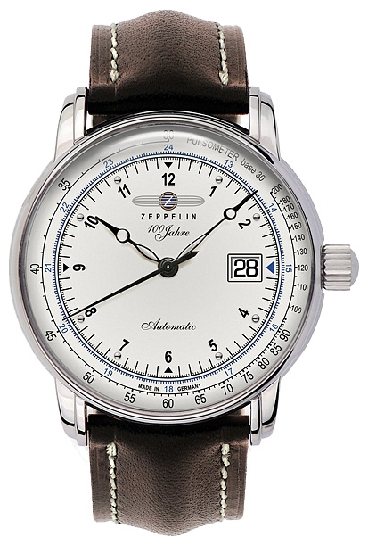 Wrist watch Zeppelin 76641 for Men - picture, photo, image