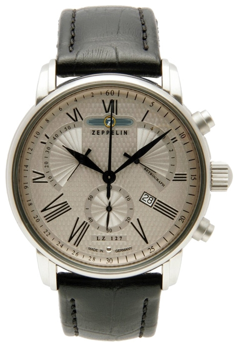 Wrist watch Zeppelin 76824 for Men - picture, photo, image